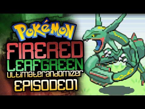 "Pokemon FR/LG Ultimate Randomizer Nuzlocke Co-Op w/ BasedCloy!! - Episode #01 ""BUENAS TARDES!!"""