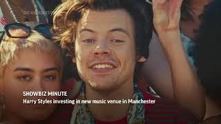 ShowBiz Minute: Silento, Styles, Oliviers