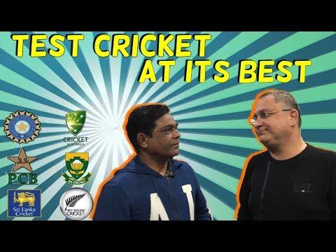 Test Cricket At Its Best | PAK Vs SA | IND VS AUS | NZ VS SL| Caught Behind
