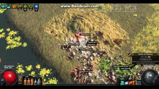 Path of Exile | Crit Dagger Wild Strike Ranger | 75 Dry Peninsula