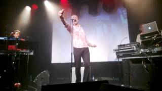 Blancmange: Living on the Ceiling (Live 2013)