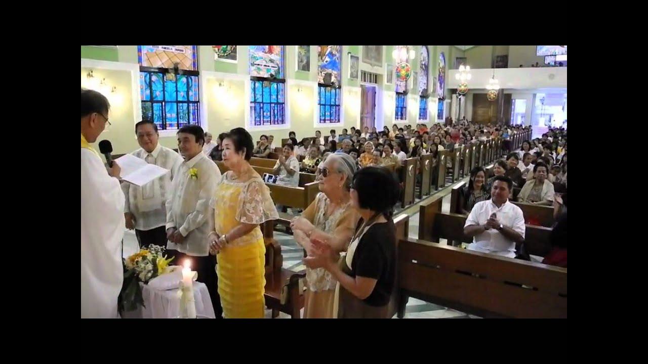 50th Wedding Anniversary - YouTube
