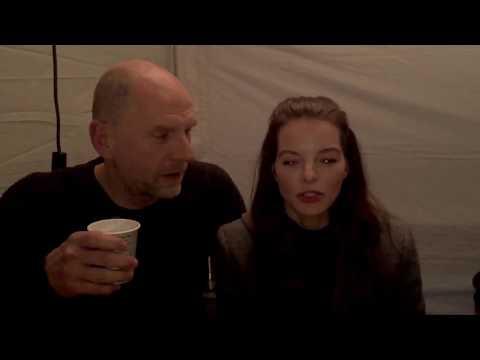 Entweder-Oder-Lausitz-Interview mit Yvonne Catterfeld&Götz Schubert