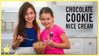 "EAT | Chocolate Cookie ""Nice"" Cream!"