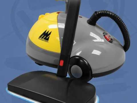 McCulloch MC 1275 Heavy Duty Steam Cleaner
