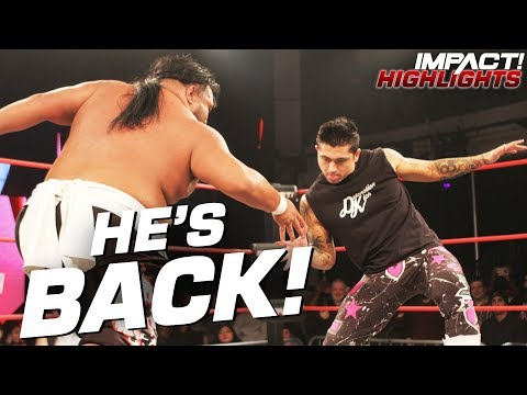 TJP RETURNS to Save Fallah Bahh! | IMPACT! Highlights Dec 10, 2019