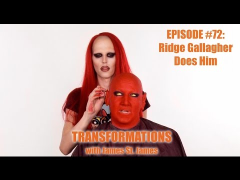 James St. James and Ridge Gallagher: Transformations