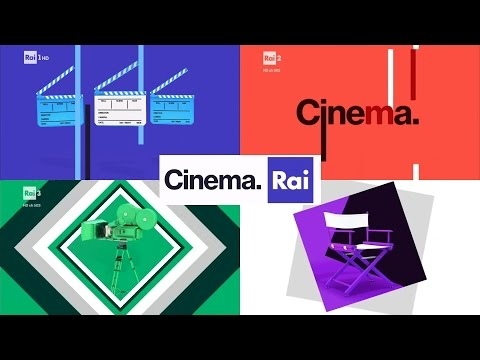 Rai HD - Sigla cinema + bumper