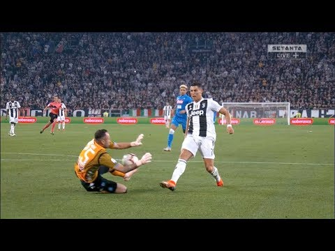 David Ospina vs Juventus FC (29/09/2018) HD 720p 60p - Amazing Saves