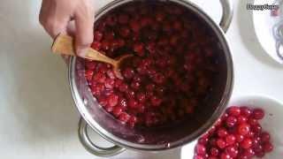 видео Вишня в Собственном Соку (Очень Просто и Вкусно) Cherry