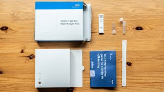 How to do a COVID-19 Sęlf Test (rapid antigen test)