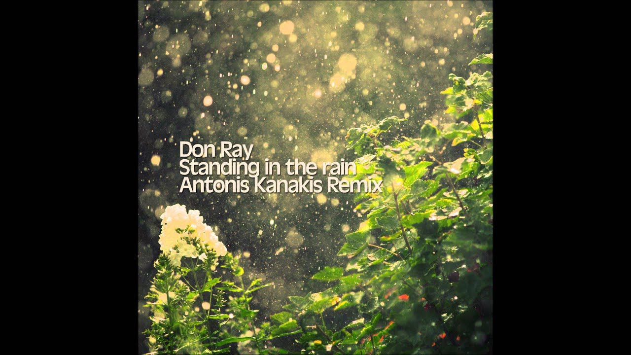 Don Ray Standing In The Rain