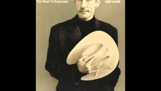 Watch Lyle Lovett I Cant Love You Anymore video