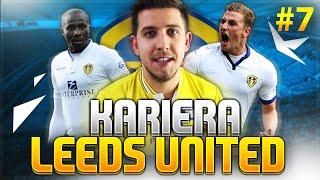 Leeds United - Kariera Managera #7 | BRAMKI DO SZATNI! - FIFA 16