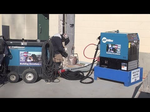 The Lambeau Episodes 5: Induction Heating In Structural Steel Applications