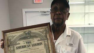 DeLand Purple Heart recipient dies