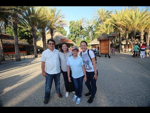Mission San Juan Capistrano & San Diego Zoo Safari Park! | May 27-28, 2017