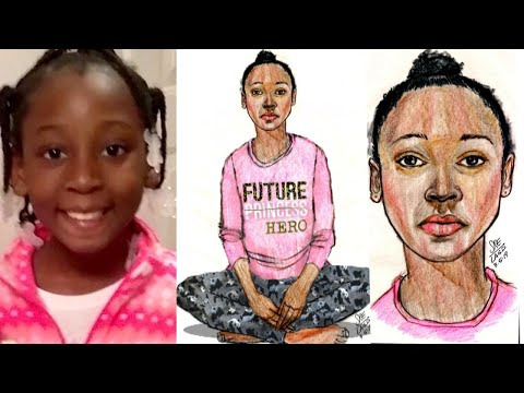Kristina - 9-Year-Old Trinity Love Jones Identified as Girl in Suitcase