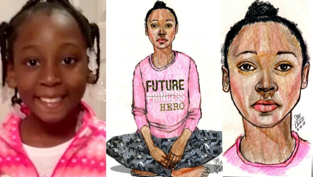 9-Year-Old Trinity Love Jones Identified as Girl in Suitcase
