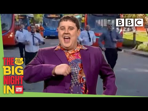 Peter Kay brings back 'On The Road to Amarillo' feat. The British Public! | The Big Night In - BBC