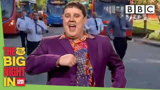 Peter Kay brings back 'On The Road to Amarillo' feat. The British Public!   The Big Night In - BBC