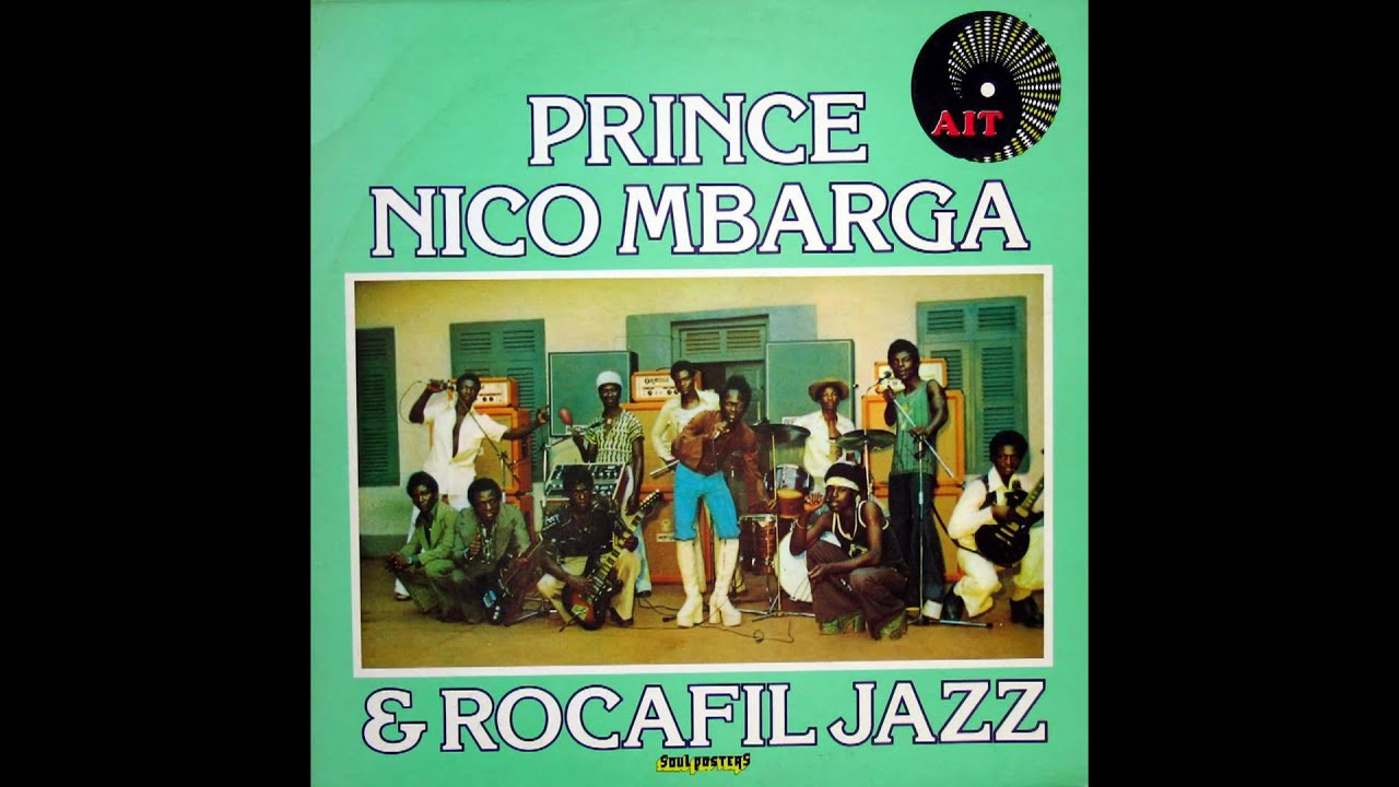 Image result for prince nico mbarga
