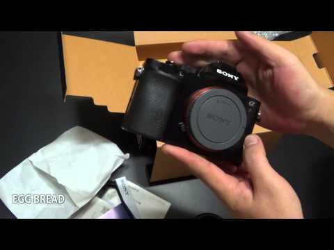 [KR] Sony A7k + 28-70 UNBOXING / 소니 A7 28-70 번들킷 언박싱 개봉기