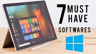 7 Must Have FREE Software