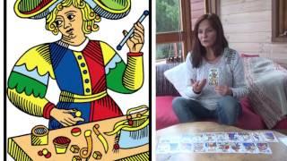 Gabriela Rodríguez, Introducción al Tarot, Arcanos Mayores #2