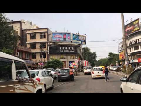 Vlog #2 Explore North Delhi's Model Town Area 1, 2 and 3 Nears- | Delhi streets |