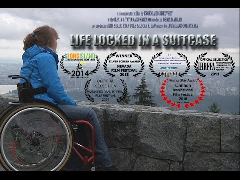 Life locked in a suitcase/ Жизнь запертая в чемодане (Documentary, Canada)