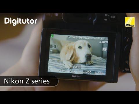 Z 7 & Z 6 [#12] 動物AF:犬と猫の顔や瞳にピントを合わせる【ニコン公式 Digitutor】