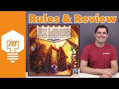 Ex Libris Review - JonGetsGames