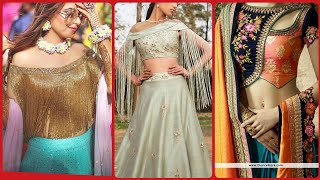 Stylish Indian Blouses New Designs And Wonderful Ideas For Women