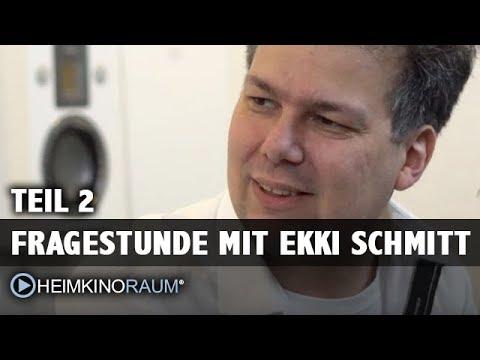 Teil 2: Fragestunde mit Ekki und Christian, 4K eShift, Laser Beamer, Neue Standards