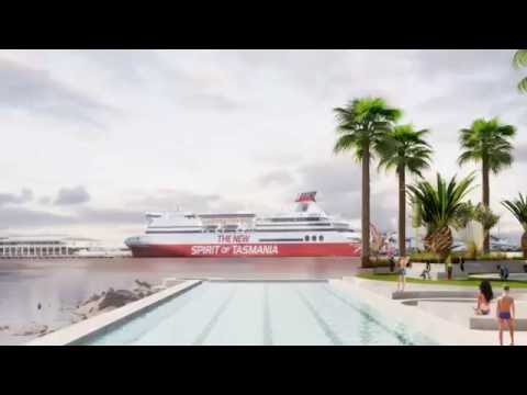 Crowdfunding video for a Seaside pool in Port Melbourne - The Cullen Show Podcast by EATT Magazine