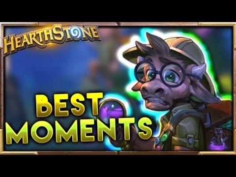 Best Moments 87 | Hearthstone Gadgetzan