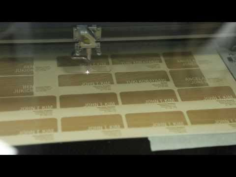 Engraved Video for Kickstarter