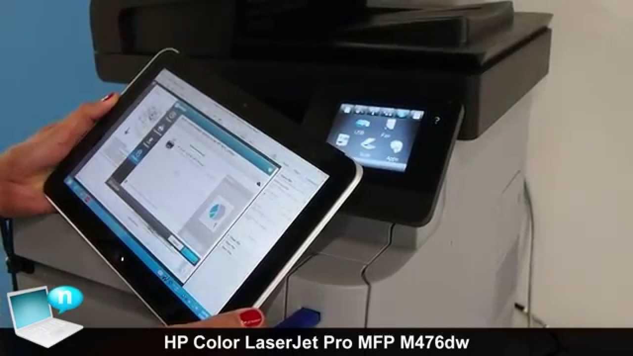 HP MFP M476DW TREIBER