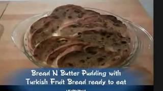 Authentic Turkish Bakehouse Turkish Fruit Bread recipes
