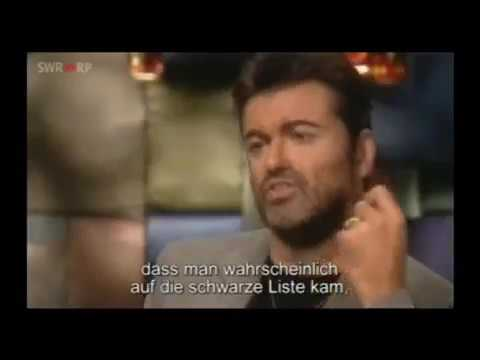 George Michael talked about Kenny Goss/his mom /Beverly incident/ my mother had a brother rehearsal