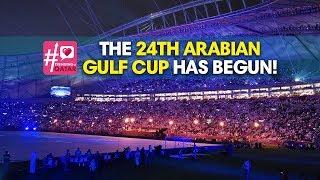 24th Arabian Gulf Cup is HOT!