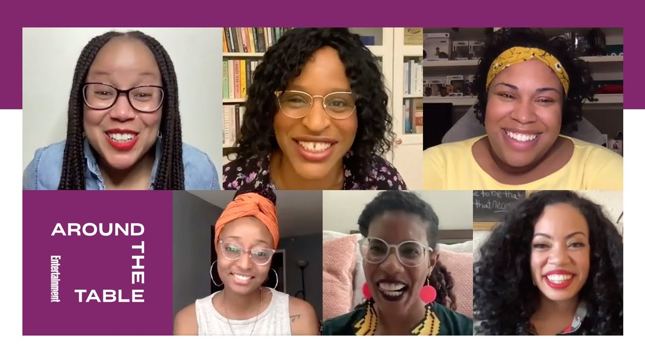 Authors of 'Blackout' Shares Stories of Black Teen Love | Around the Table