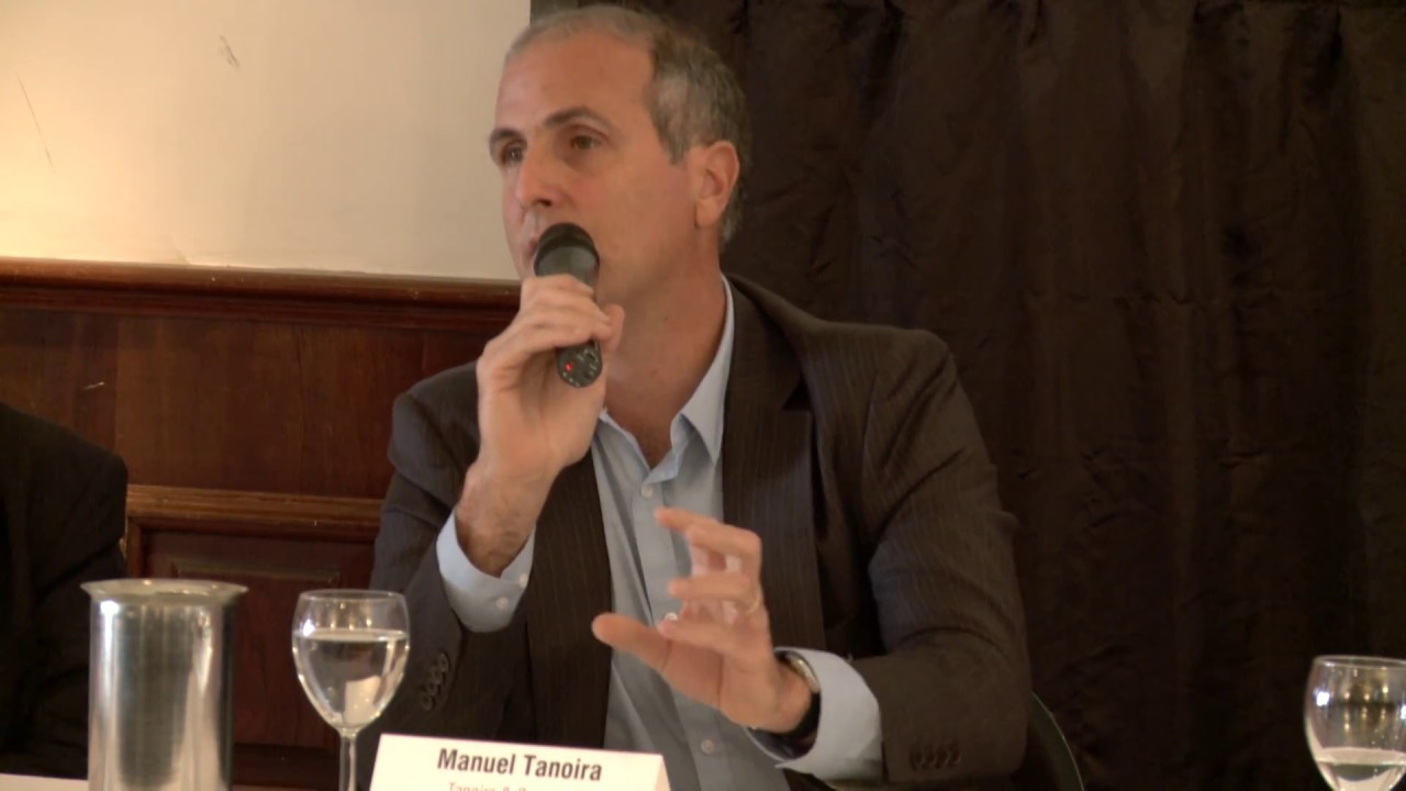 4to. Encuentro de Abogados - Manuel Tanoira (Tanoira & Cassagne) - YouTube