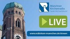 LIVE aus dem Münchner Dom: Feierliche Bischofsmesse zu Fronleichnam 2020