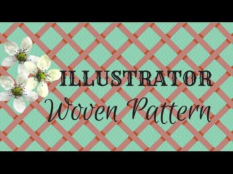 Tile Basket Weave Pattern