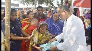 ১৫ হাজার নারীর হাতে ঈদ উপহার তুলেদিলেন এমপি এনামুল হকের