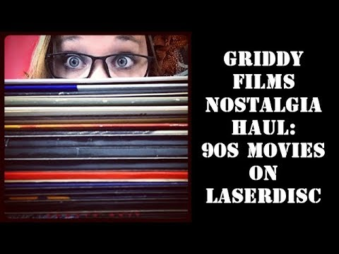 '90s Movies LaserDisc Nostalgia Haul!