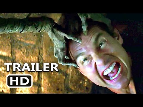 THE MUMMY Official FINAL Trailer (2017) Tom Cruise Adventure Movie HD