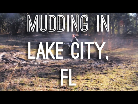 Mudding in Lake City, Florida | Cross Country Road Trip Part Two | Vlog 024